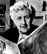 Photo: Agatha Christie