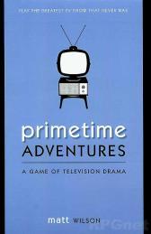 Cover: Primetime Adventures
