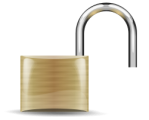 padlock-open