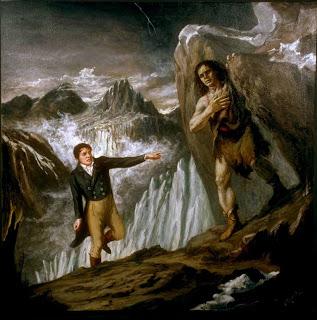 essay on frankenstein playing god