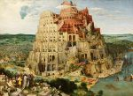 Pieter Bruegel the Elder--The Tower of Babel
