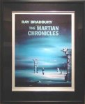The Martian Chronicles, cover by Robert Watson
