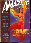 Cover, Amazing Stories, May 1949