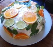 Citrus cake 2