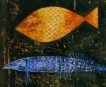 Paul_Klee,_Swiss_-_Fish_Magic_detail