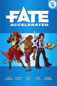FATE Accelerated cover