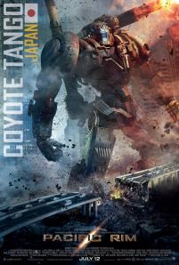 Pacific Rim poster: Coyote Tango