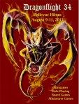 Dragonflight 2013 program cover