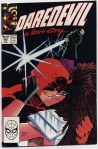 Cover of Daredevil #255: Temptation!