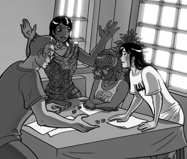 FAE: at the game table