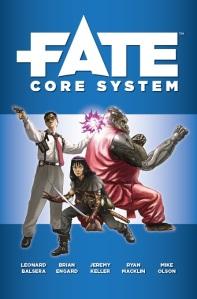 Fate Core Cover