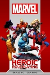 Marvel Heroic Roleplay cover