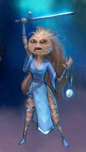 Elvorix Priestess