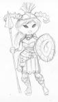 Vorix skirmisher