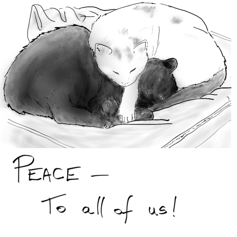 Advent Day 3: Peace