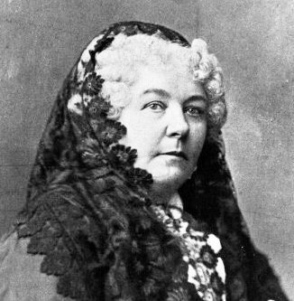Advent Day 21: Prophet (Elizabeth Cady Stanton)