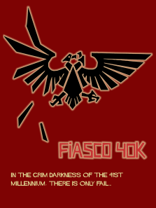 Fiasco 40K cover