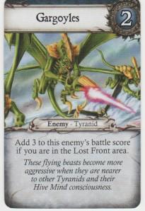 Relic: Gargoyle encounter