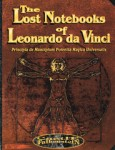 The Lost Notebooks of Leonardo da Vinci cover  - CF6061