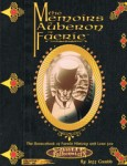 The Memoires of Auberon of Faerie cover  - CF6051