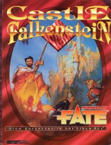 Fate of Falkenstein: cover