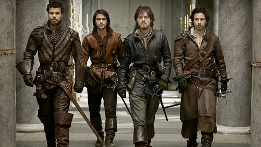 The Musketeers (BBC series)