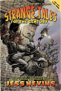 Strange Tales of the Century: cover