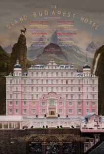 Poster: The Grand Budapest Hotel