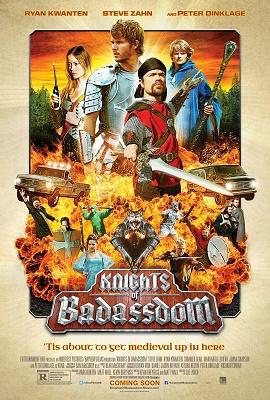 Knights of Badassdom movie poster