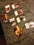 LotR card game: the Spirit deck, with heroes Eowyn of Rohan, Dunhere, and Eleanor.