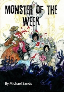 Monster of the Week cover