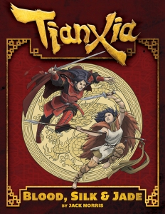 Tianxia Front Cover