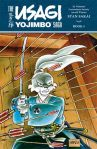 Usagi Yojimbo Saga trade paperback cover, vol.1