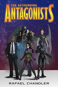 The Astounding Antagonists: cover