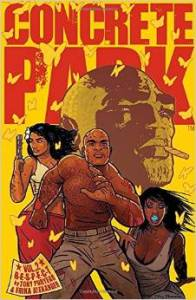 Concrete Park vol. 2 cover