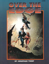Over the Edge (first edition)