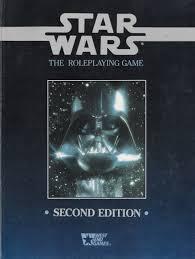 Star Wars RPG 2e (West End Games)