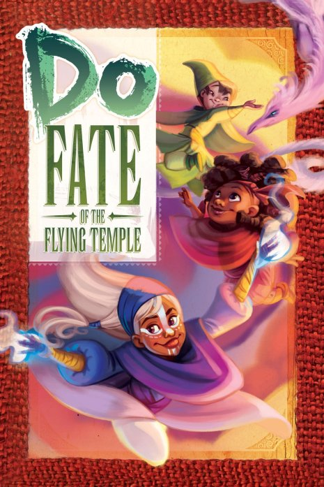 Do: Fate of the Flying Temple - cover
