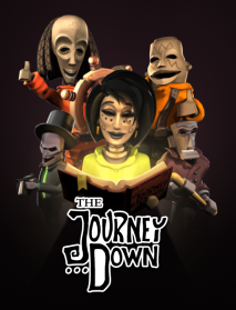 The Journey Down: logo