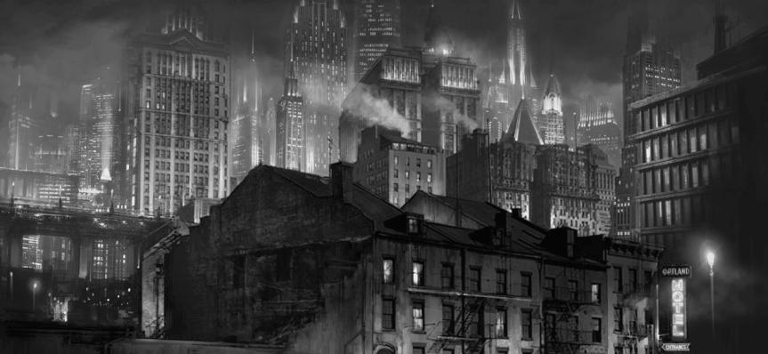 Cityscape Snapshot by Atomhawk