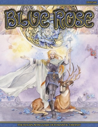 The Blue Rose RPG