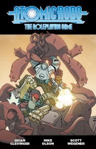 Atomic Robo cover