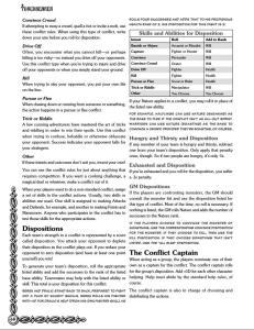 Torchbearer headings