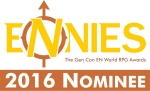 ENnies 2016 Nominee