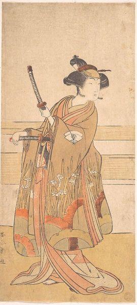 Katsukawa Shunshô