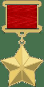 Hero of the Soviet Union medal