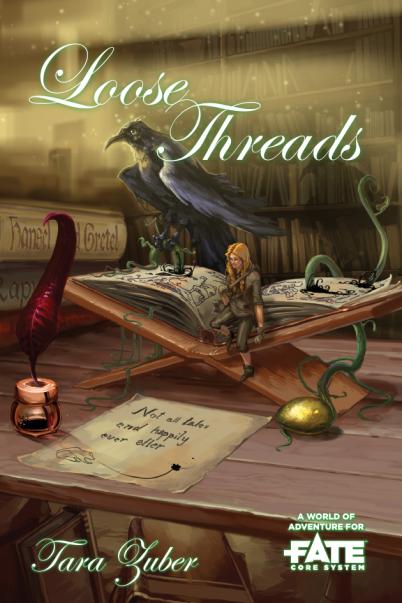 Fate World: Loose Threads