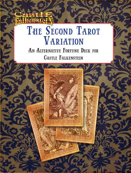 Castle Falkenstein: The Second Tarot Variation