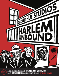 Cover of Harlem Unbound
