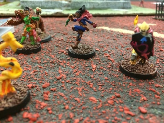 Edmund's Rainbow Warriors